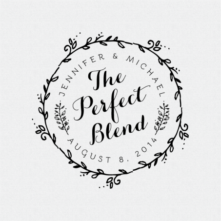 The Perfect Blend Stamp