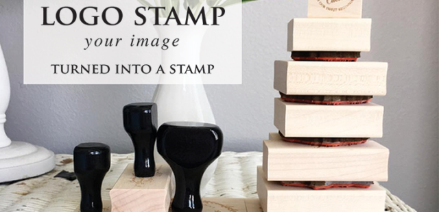 Custom Made Stamp From your Art