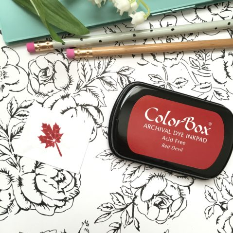 Red Devil Archival Ink Pad